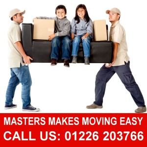 Masters makes moving easy
